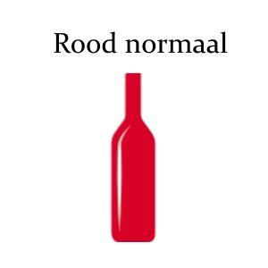 Normale Rode Wijn