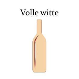 Volle witte wijn