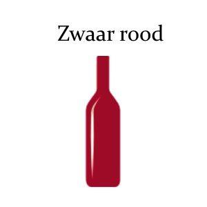 Zware Rode Wijn