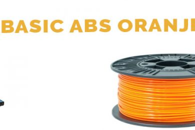Basic ABS Filament Oranje