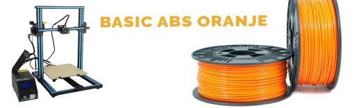 Basic ABS Filament Oranje