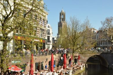 Utrecht de leukste stad van Nederland