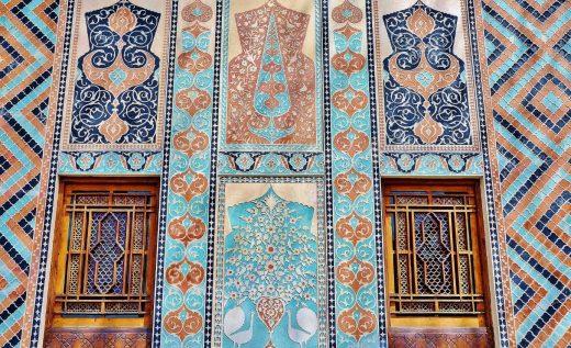 Mozaiektegels soorten