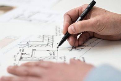 Uitbouwen huis